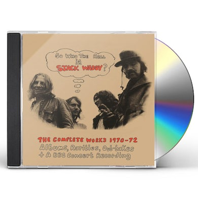 SO WHO THE HELL IS STACK WADDY: COMP WORKS 70-72 CD