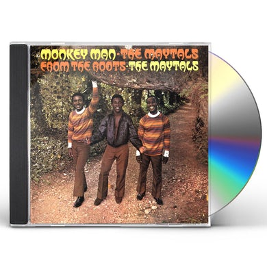 Maytals MONKEY MAN / FROM THE ROOTS CD