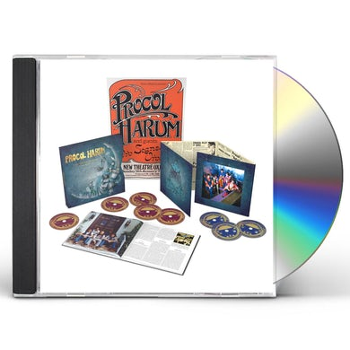 Procol Harum STILL THERE'LL BE MORE: AN ANTHOLOGY 1967-2017 CD