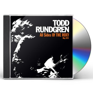 Todd Rundgren ALL SIDES OF THE ROXY: MAY 1978 CD