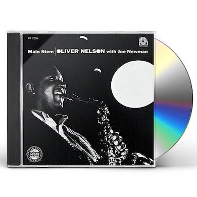 Oliver Nelson MAIN STEM CD
