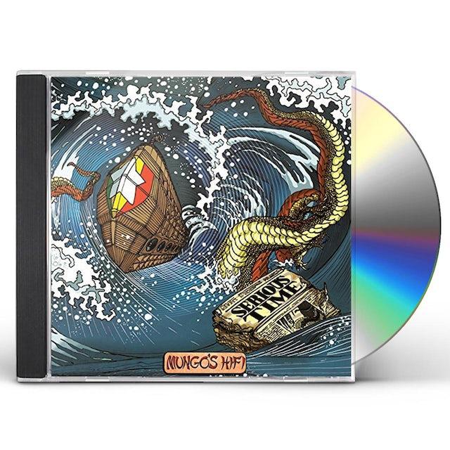 Mungo's Hi Fi SERIOUS TIME CD