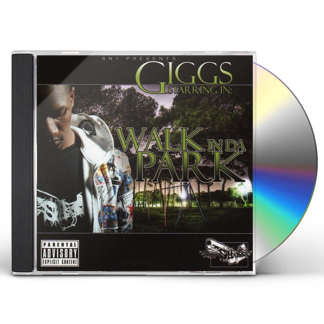 Giggs WALK IN DA PARK CD