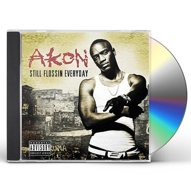 Akon STILL FLOSSIN EVERYDAY CD