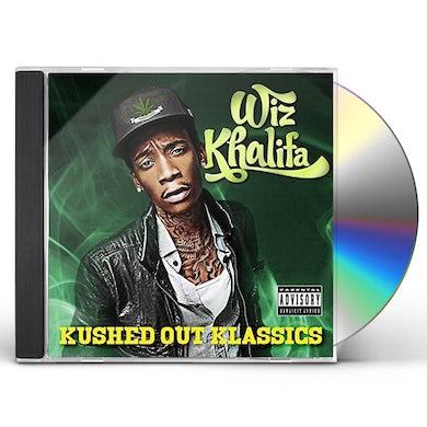 Wiz Khalifa KUSHED OUT KLASSICS CD
