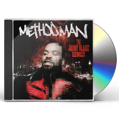 Method Man JOHNNY BLAZE CHRONICLES CD
