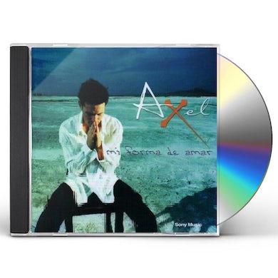 Axel MI FORMA DE AMAR CD
