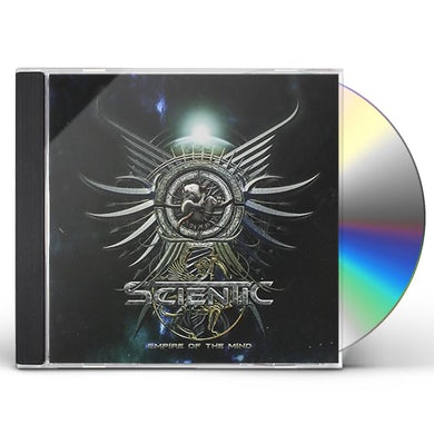 Scientic EMPIRE OF THE MIND CD
