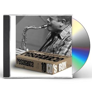 Ken Vandermark RESONANCE CD - Spain Release
