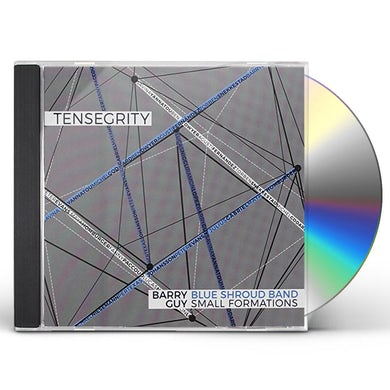 Barry Guy TENSEGRITY CD