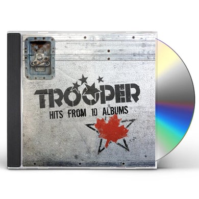 Trooper HITS FROM 10 ALBUMS CD