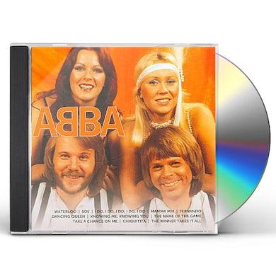 Abba ICON CD