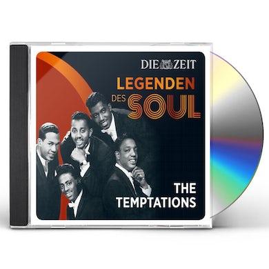 The Temptations DIE ZEIT EDITION-LEGENDEN DES SOUL CD