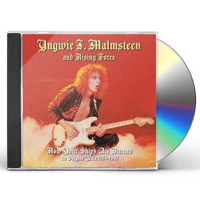 YNGWIE MALMSTEEN'S RISING FORCE CD