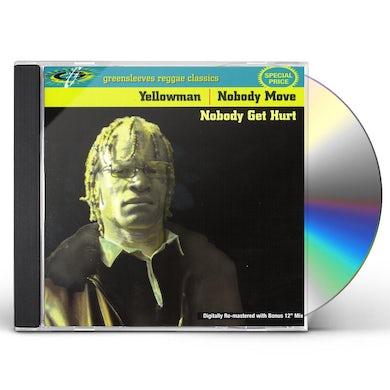Yellowman NOBODY MOVE NOBODY GET HURT CD