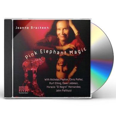 Joanne Brackeen PINK ELEPHANT CD