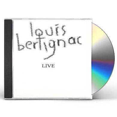 Louis Bertignac LIVE POWER TRIO CD