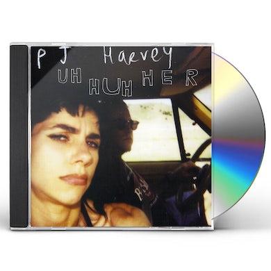 Pj Harvey UH HUH HER CD