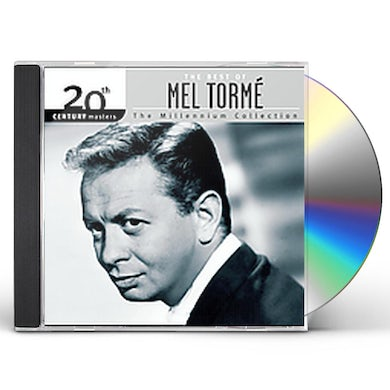 Mel Torme 20TH CENTURY MASTERS: MILLENNIUM COLLECTION CD