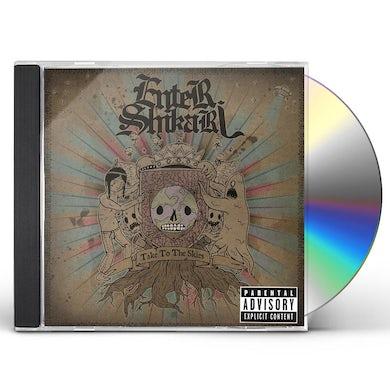 Enter Shikari TAKE TO THE SKIES CD