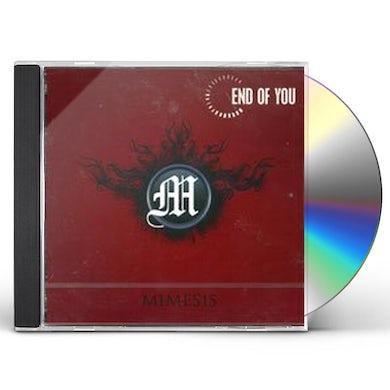 End Of You MIMESIS CD