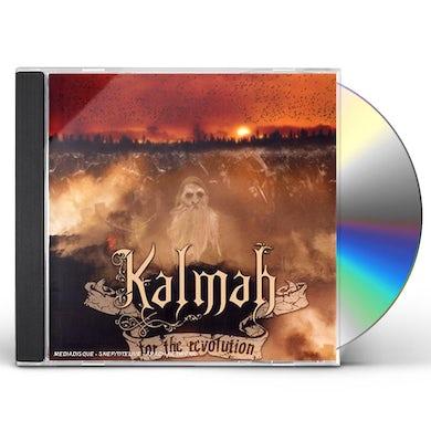 Kalmah FOR THE REVOLUTION CD