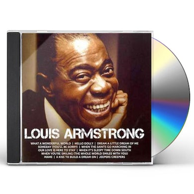 Louis Armstrong ICON CD
