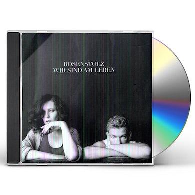 WIR SIND AM LEBEN CD