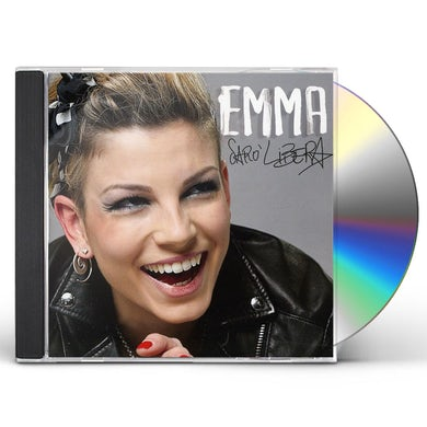emma SARO' LIBERA (SANREMO EDITION) CD
