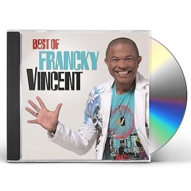Francky Vincent BEST OF CD