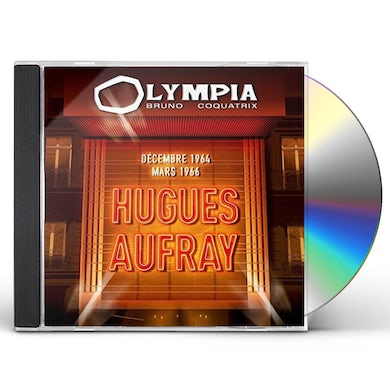 Hugues Aufray OLYMPIA 2CD / 1964 & 1966 CD