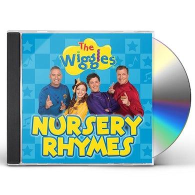 WIGGLES NURSERY RHYMES CD