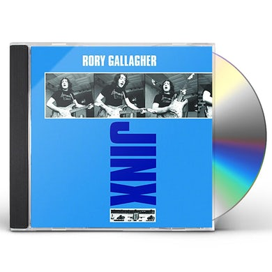 Rory Gallagher JINX CD