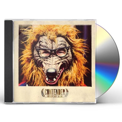 Forever Came Calling CONTENDER CD