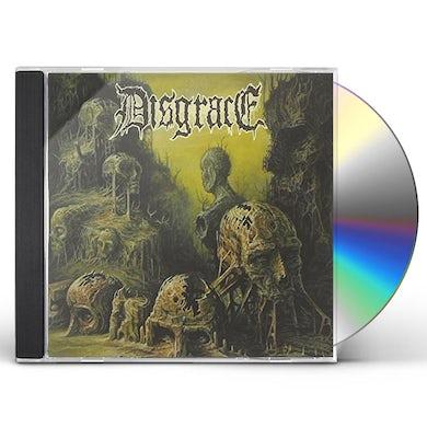 Disgrace TRUE ENEMY CD