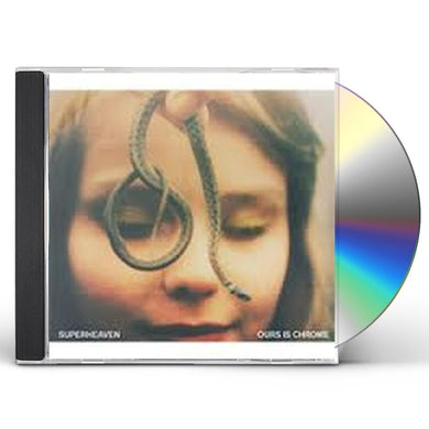 SUPERHEAVEN OURS IS CHROME CD