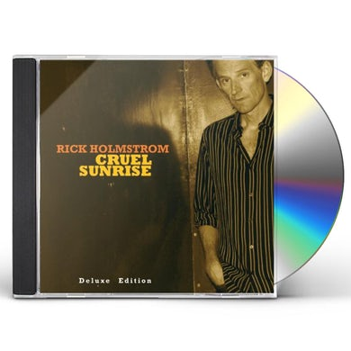 Rick Holmstrom CRUEL SUNRISE ( DELUXE EDITION ) CD