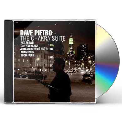 Dave Pietro CHAKRA SUITE CD