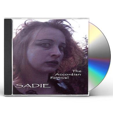 Sadie ACCORDIAN FESTIVAL CD