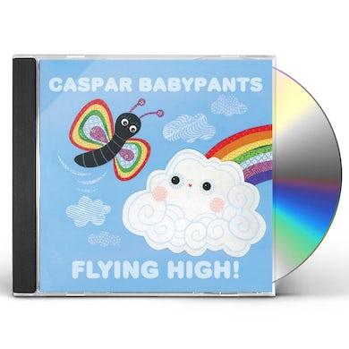 Caspar Babypants Flying High! CD