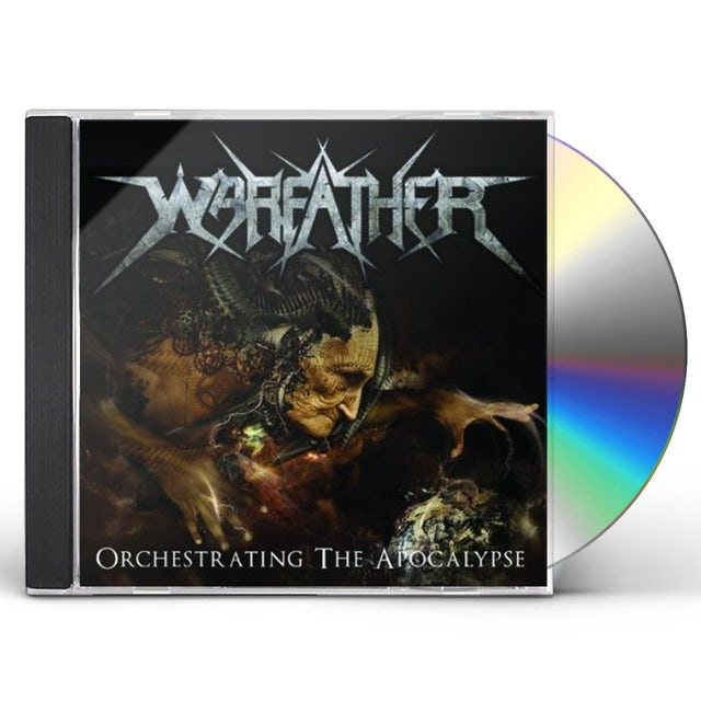 Warfather ORCHESTRATING THE APOCALYPSE CD