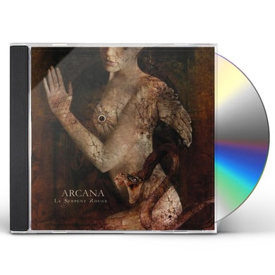 Arcana LE SERPENT ROUGE CD