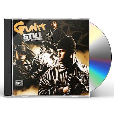 G-Unit STILL UNSTOPPABLE CD