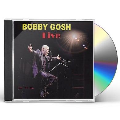 Bobby Gosh LIVE CD