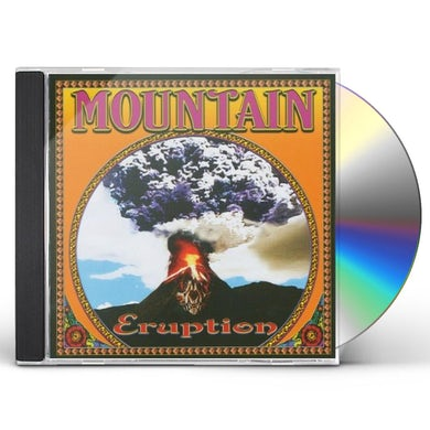 Mountain ERUPTION CD
