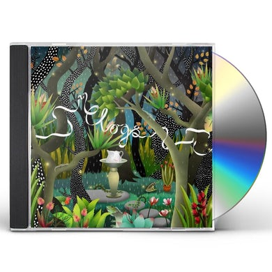 Clogs CREATURES IN THE GARDEN OF LADY WALTON CD