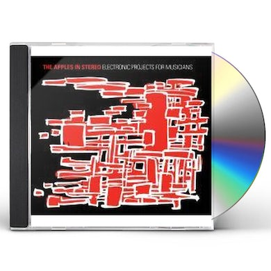 The Apples In Stereo ELECTRONIC PROJECTS FOR MUSICIANS CD