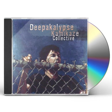 Deepakalypse KAMIKAZE COLLECTIVE CD