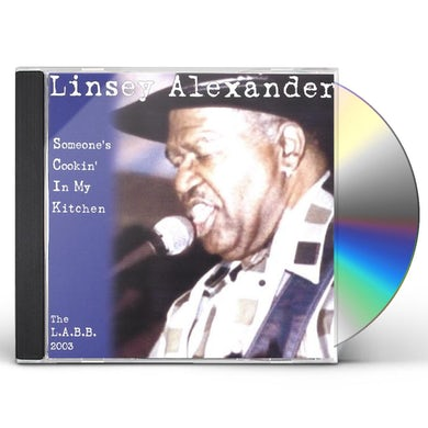 Linsey Alexander SOMEONE'S COOKIN IN MY KITCHEN CD