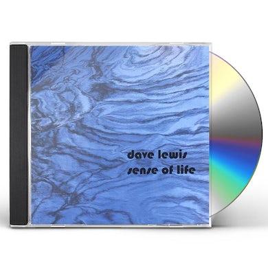 Dave Lewis SENSE OF LIFE CD